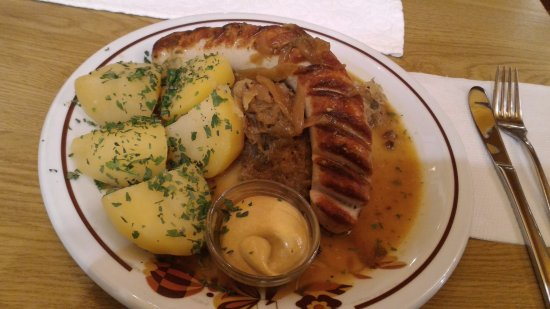 Elsbethen, Österreich: piatto tradizionale