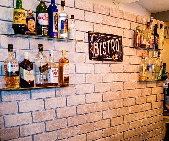 Eilon, Israel: Bistro 899 - Interior View