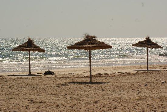 Zuwara beach