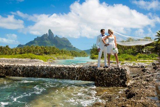 منتجع The St. Regis Bora Bora Resort صورة فوتوغرافية