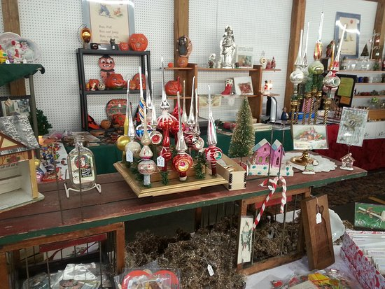 Allegan, MI: Holiday decorations