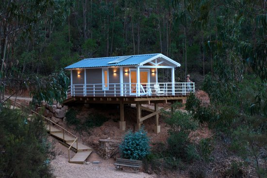 Sao Teotonio, Portugal: Suite/Tree house/bungalow on stilts