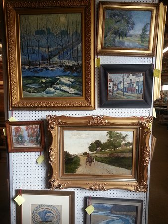Allegan, MI: Paintings