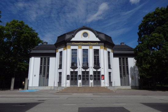 Vanemuise Vaike Maja (Vanemuine Small Theatre)