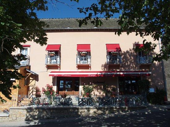 Lozere, Frankreich: Auberge du Bramont