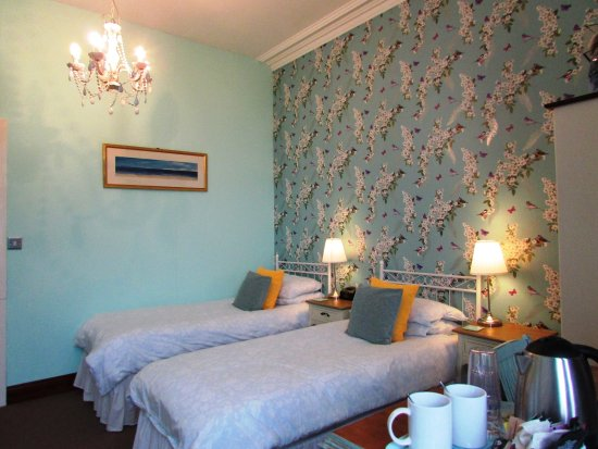 Wigtown, UK: Solway - twin ensuite with sea view