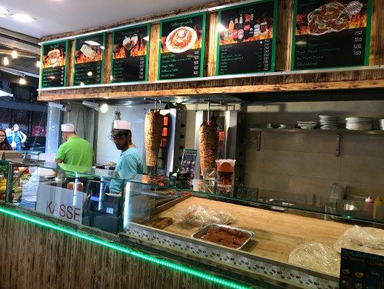 Fast Food Near Holocaust Museum
