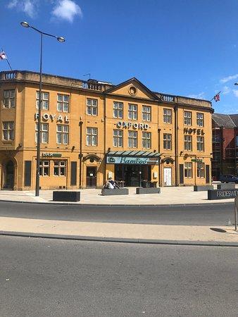 Royal Oxford Hotel: photo5.jpg