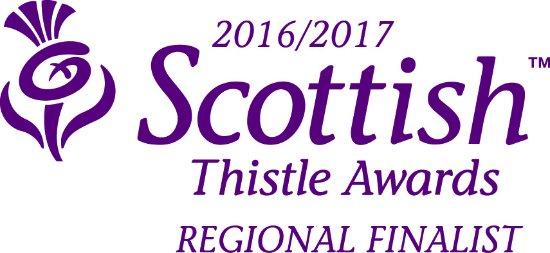 Wigtown, UK: Regional Finalists Scottish Thistle Awards 2016