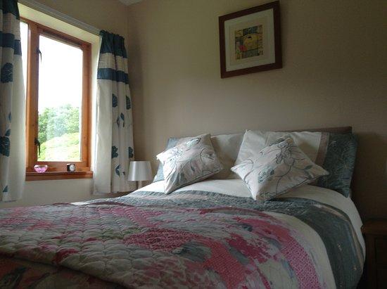 Tayvallich, UK: Bedroom 2