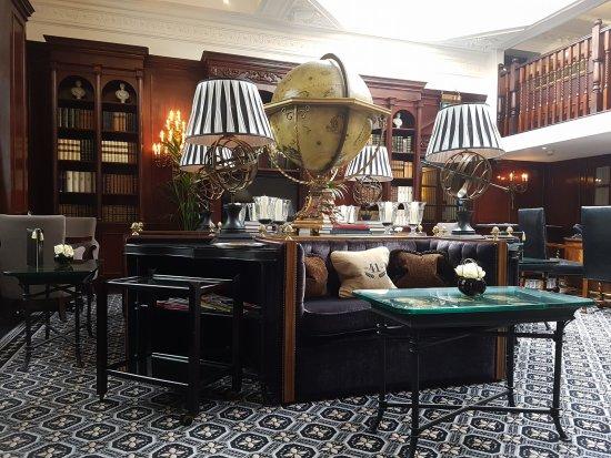 فندق 41: Executive Lounge