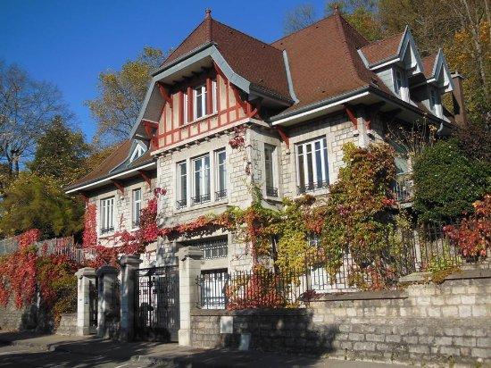 Chambres d 39 hotes les fontenottes prices b b reviews - Chambre d hotes besancon ...