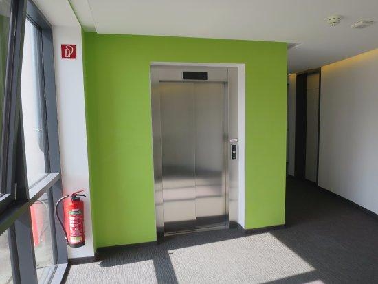 Aufzug - Bild von Mara Hotel, Ilmenau - TripAdvisor