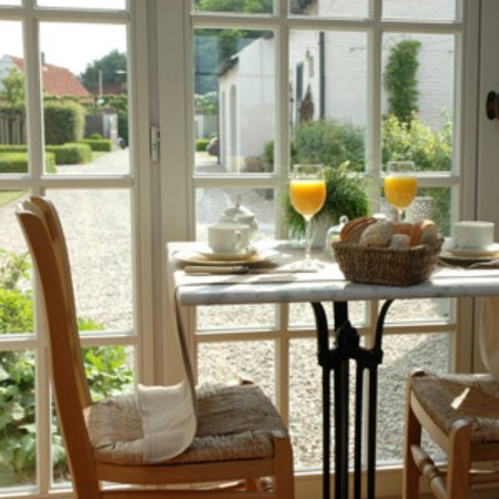 Droomkerke B&B: breakfast
