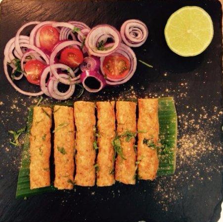 Reshmi Kebab Healthy Menu Sunday Brunch Picture Of