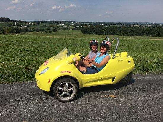 Strasburg, PA: Scooter Coupe