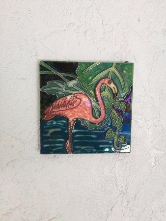The Pelican: Flamingo Room