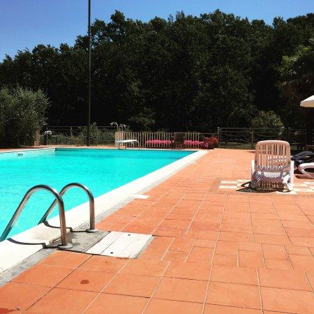 Casciana Terme Lari, Italy: Relax dopo il pranzo..