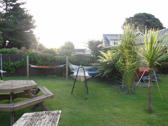 Westport, نيوزيلندا: Giardino