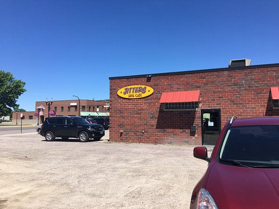 Sauk Centre, MN: Jitters is worth going out of the way for!