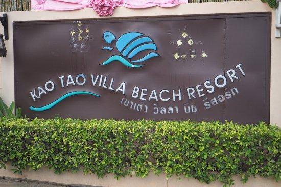 Kao Tao Villa Beach Resort Image
