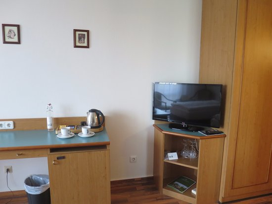 Berg- und Jagdhotel Gabelbach: TV
