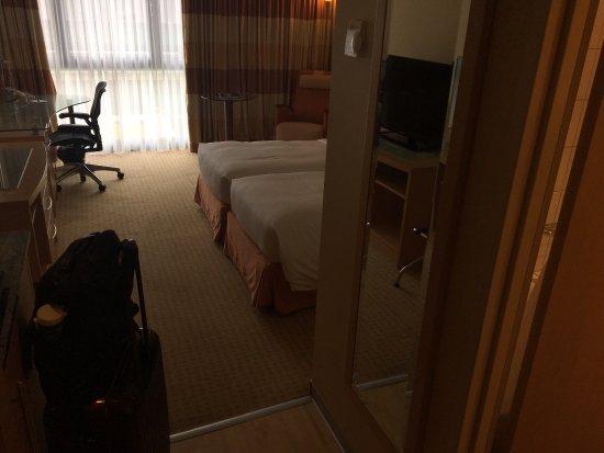 Hilton Vienna: 我的房間