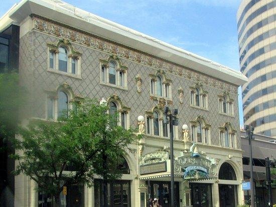 Capitol Theatre, Salt Lake City, Utah