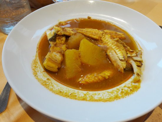 Une excellente bouillabaisse photo de restaurant l hippocampe vieux port marseille - Bouillabaisse marseille vieux port ...