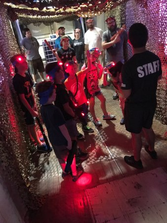 D2 Tactical Laser Tag