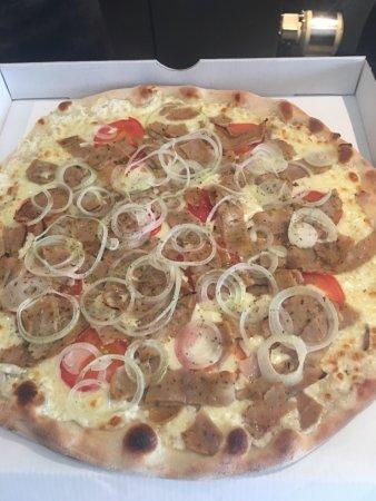 Varennes-sur-Allier, France : Pizzeria La Dolce Vita