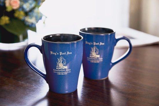 Signature King's Port Inn Souvenir Mugs