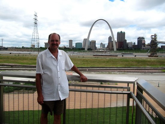 East Saint Louis, IL: photo op