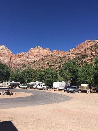 Zion Canyon Campground Photo