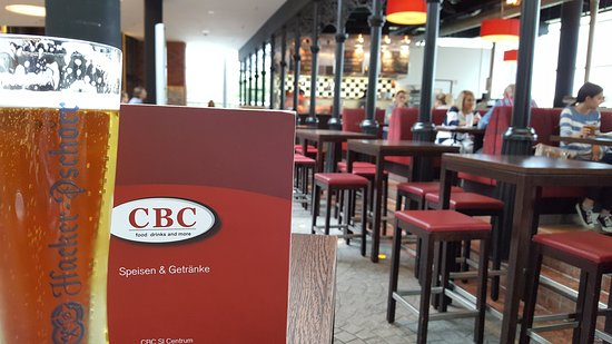 cbc im si centrum stuttgart restaurant bewertungen telefonnummer fotos tripadvisor. Black Bedroom Furniture Sets. Home Design Ideas