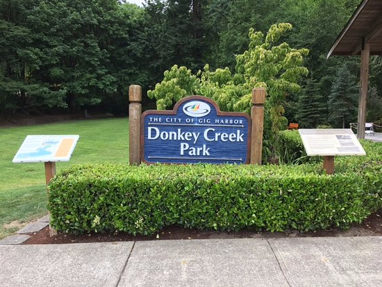 Donkey Creek Park