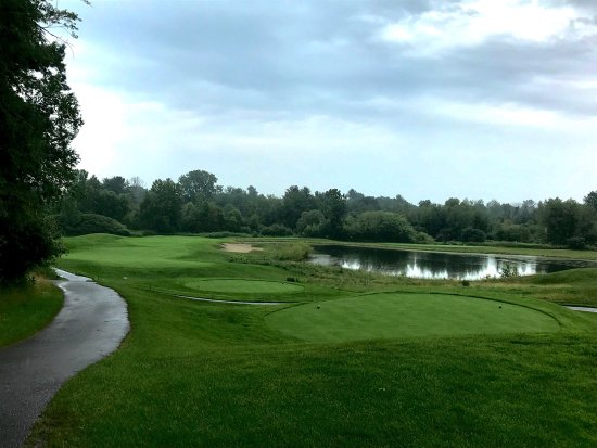 Hudson, Canada: Beautiful course