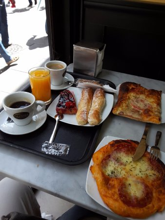 Province of Segovia, İspanya: Вот это все за 10 евро))