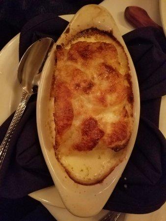 Pampas Steakhouse: Truffle Potatoes Au Gratin