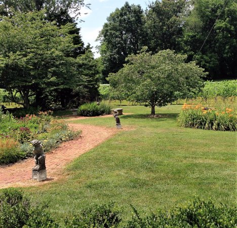 Amissville, Βιρτζίνια: Beautiful gardens