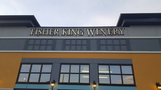 ‪Fisher King Winery‬