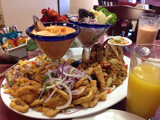 Griselda 39 s restaurant paterson menu prices for Fish market paterson nj