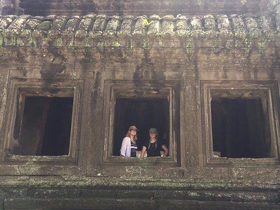 Angkor Wat Day Tour: back entrance of Angkor Wat