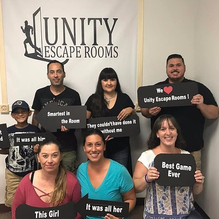 Unity Escape Rooms Redlands 2019 All You Need To Know