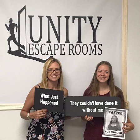 ‪Unity Escape Rooms‬