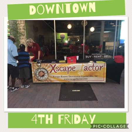 Photo of Xscape Factor - Escape Rooms Fayetteville NC in Fayetteville, NC, US