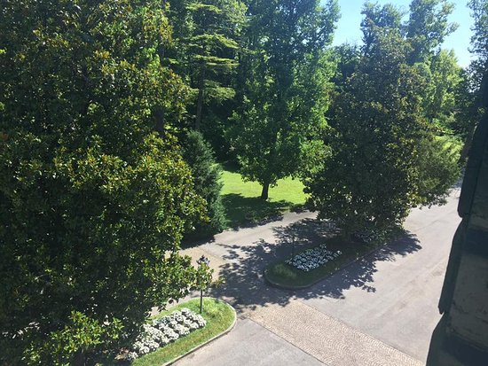 Villa Revedin: Giardino