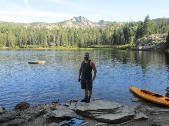 Sierra City, Californien: Packer Lake