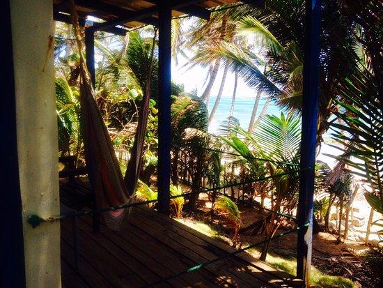 Casa Iguana: Unser Balkon