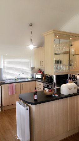 Gisburn, UK: Darcey lodge number 15 best views on the site!!